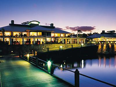 Glades Golf club ゴールドコースト